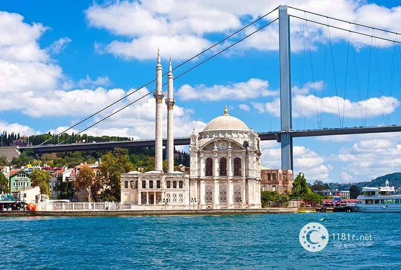 محله اورتاکوی استانبول 6
