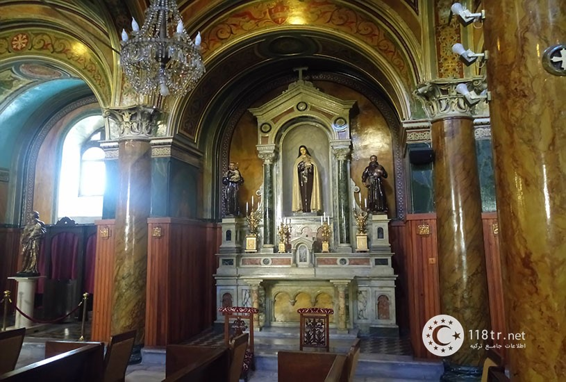 کلیسای سنت پلی کارپ ازمیر 5