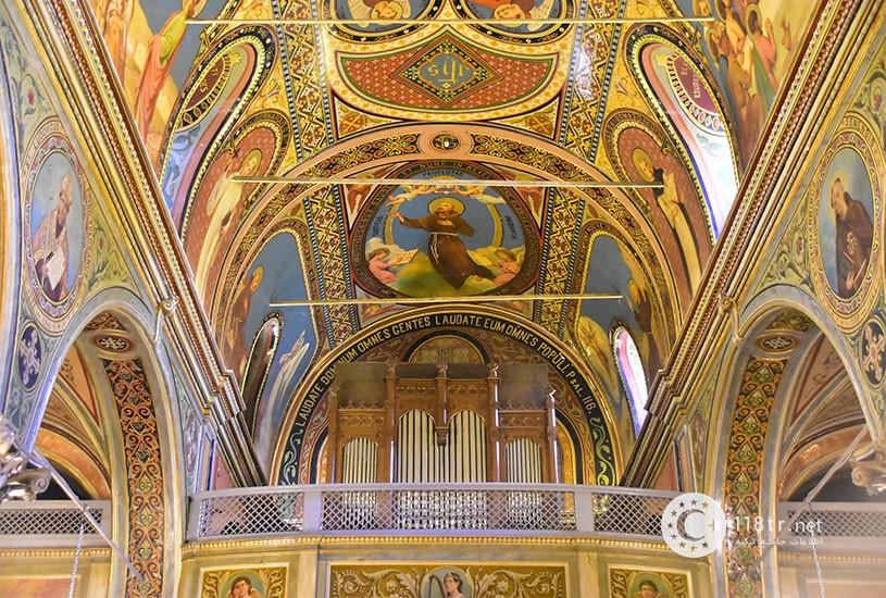 کلیسای سنت پلی کارپ ازمیر 3