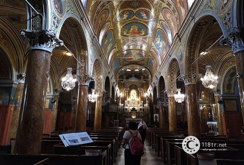 کلیسای سنت پلی کارپ ازمیر 4