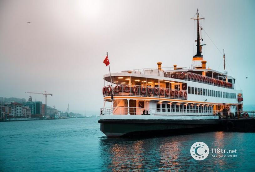 هزینه حمل و نقل در ترکیه 19