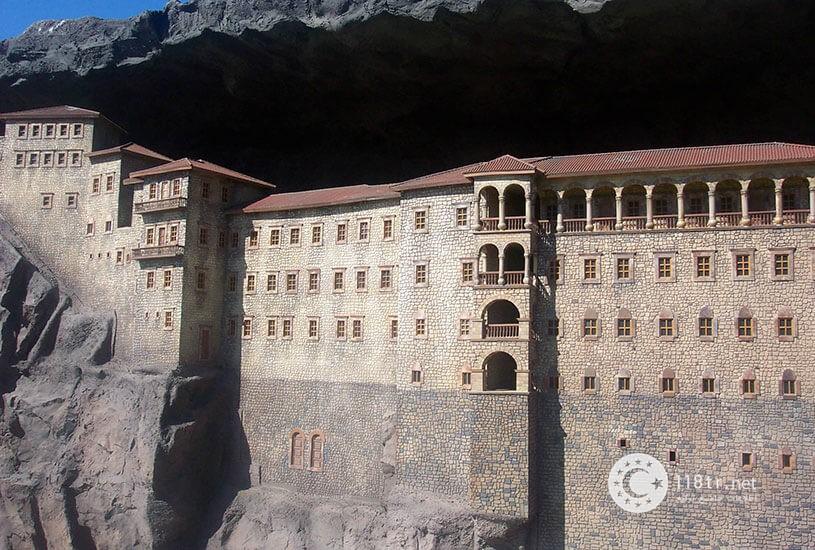 صومعه سوملا ترابزون 8