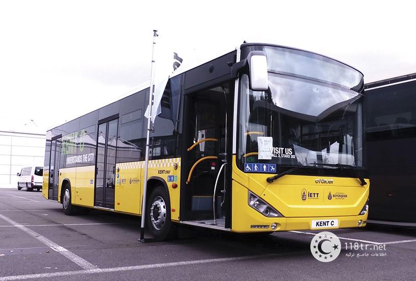 چگونه با اتوبوس به فرودگاه استانبول برویم