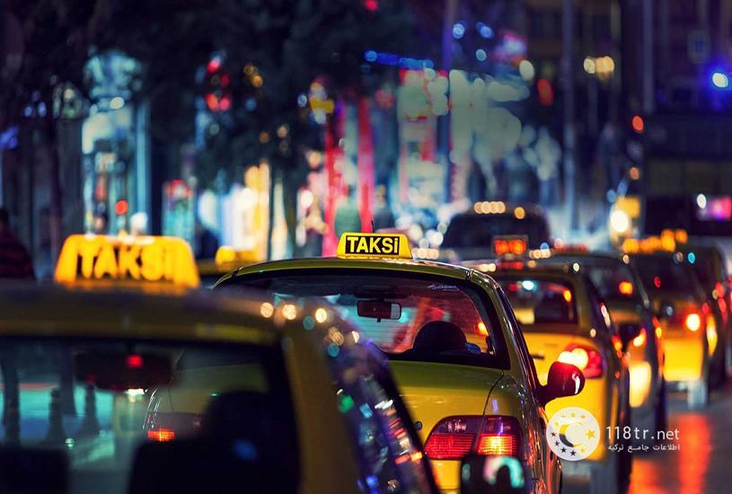 هزینه حمل و نقل در ترکیه 6