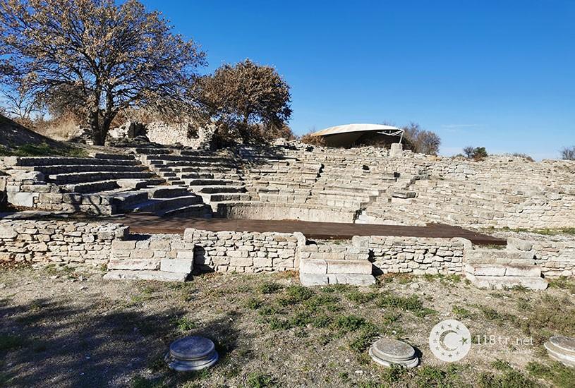 شهر باستانی تروآ 1