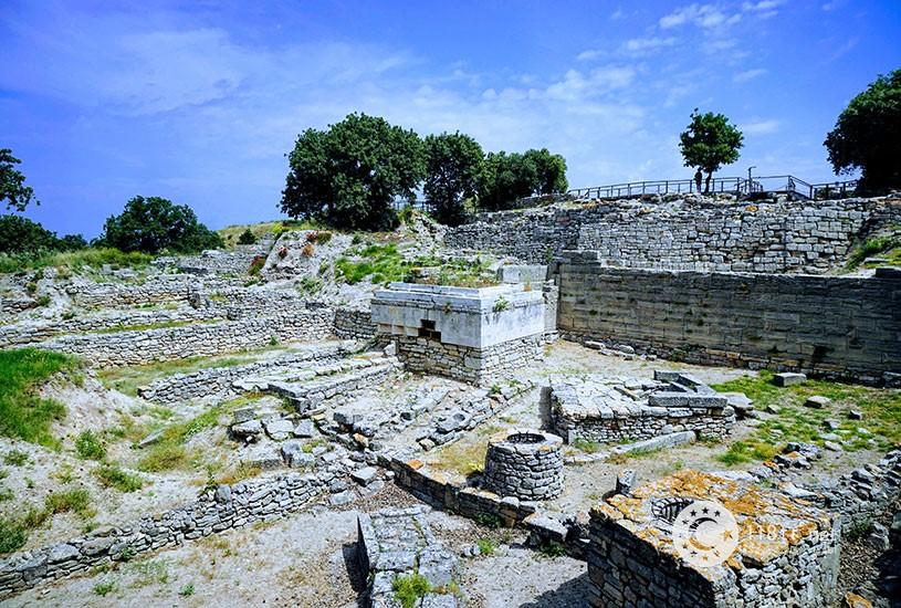 شهر باستانی تروآ 2