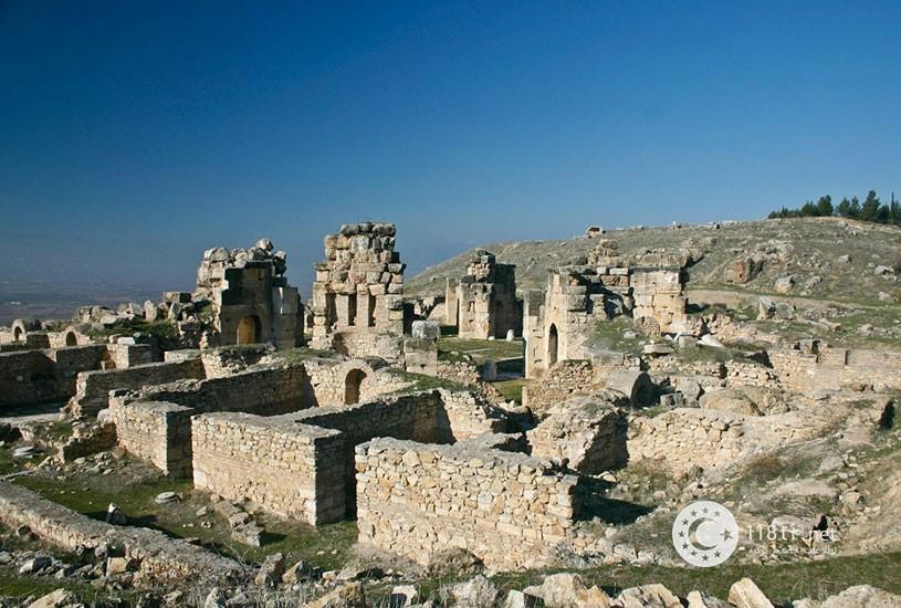 شهر باستانی تروآ 5