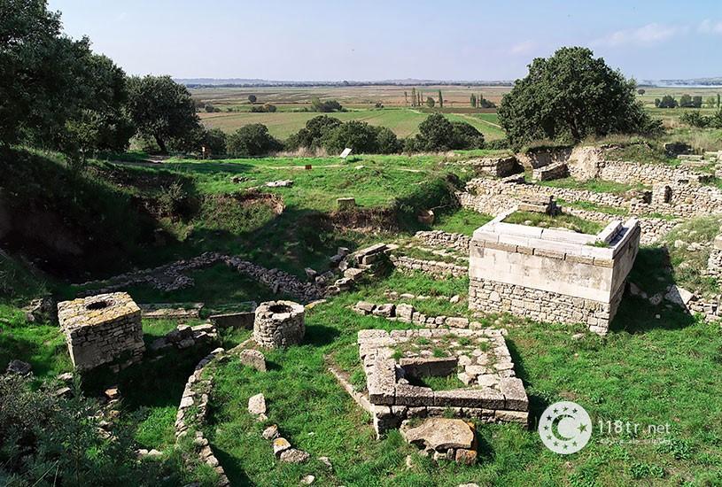 شهر باستانی تروآ 6