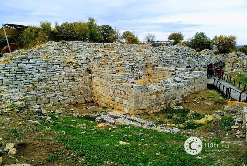 شهر باستانی تروآ 7