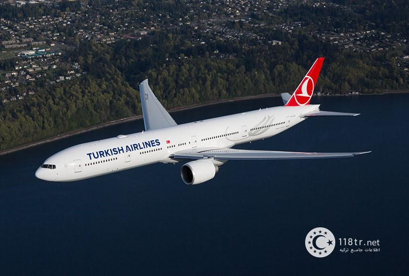 ترکیش ایرلاین، قدرت سخت ترکیه 9