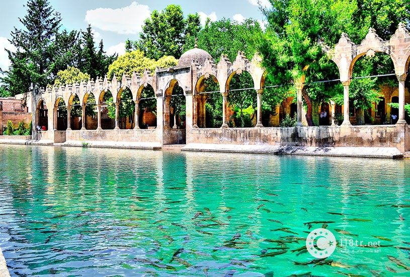 جاهای دیدنی شانلی اورفا شهر تاریخ و فرهنگ 3
