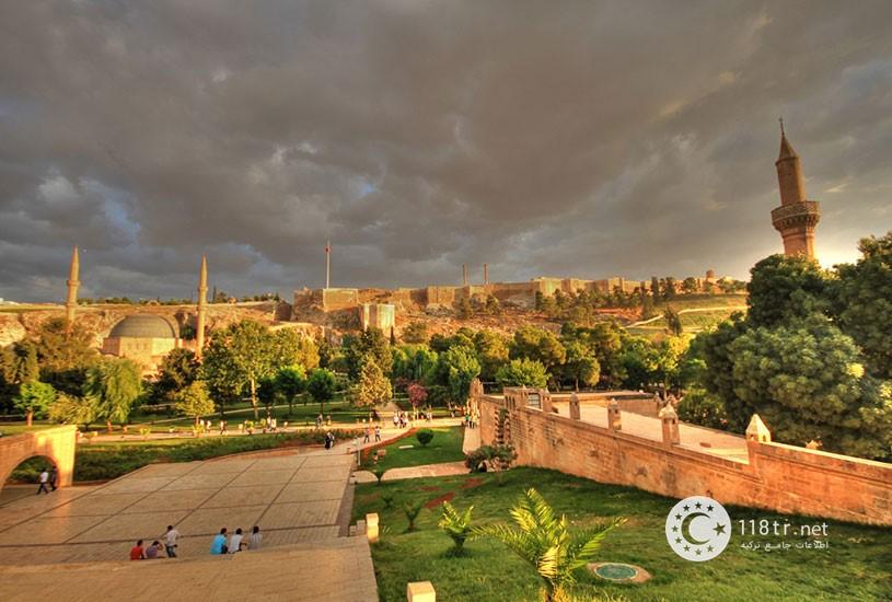 جاهای دیدنی شانلی اورفا شهر تاریخ و فرهنگ 1