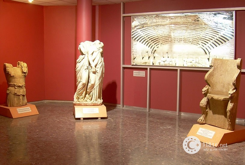 موزه باستان شناسی ازمیر 6
