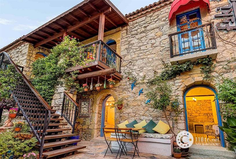 شهر زیبا و توریستی آلاچاتی ازمیر 8