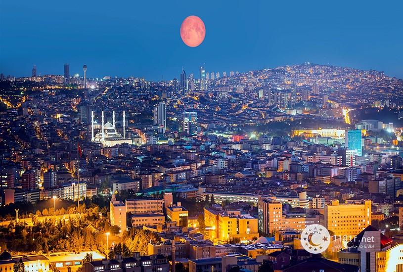 مقایسه استانبول و آنکارا برای زندگی 10