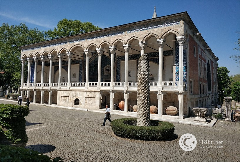 موزه باستان شناسی استانبول (موزه آرکئولوژی) 2
