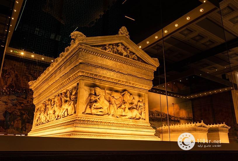 موزه باستان شناسی استانبول (موزه آرکئولوژی) 5