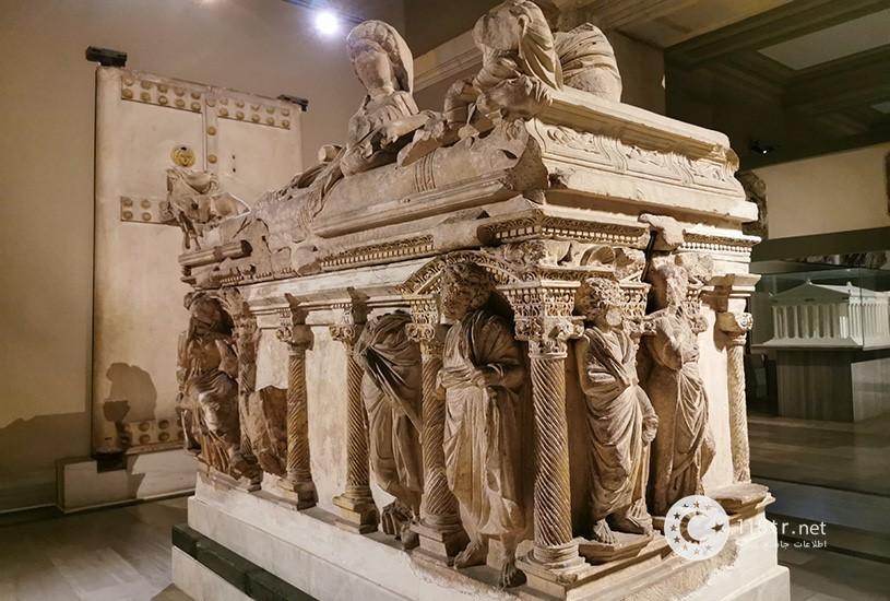 موزه باستان شناسی استانبول (موزه آرکئولوژی) 10