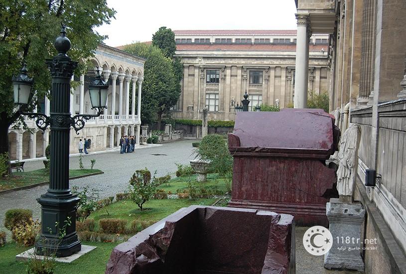 موزه باستان شناسی استانبول (موزه آرکئولوژی) 1