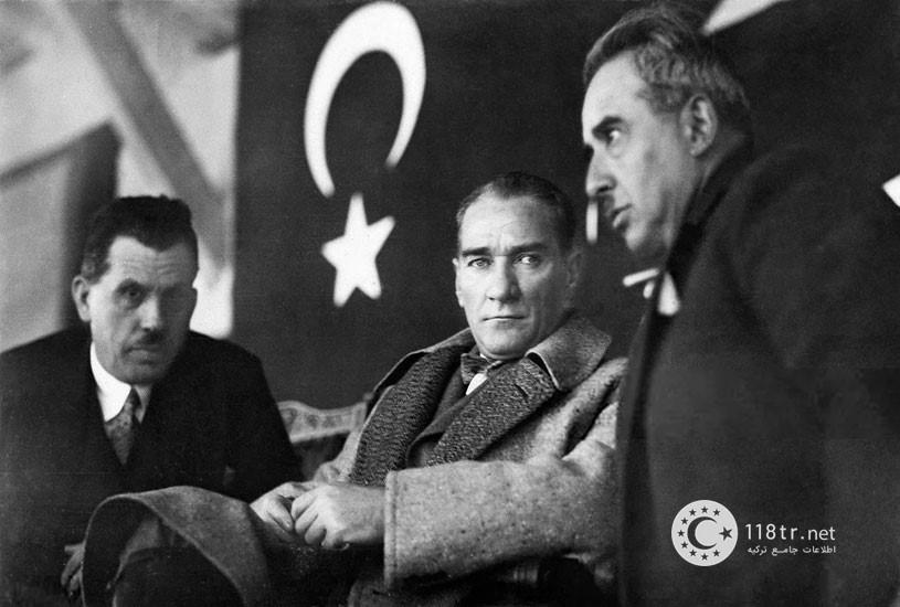 آتاتورک رهبر بزرگ ترکیه 1