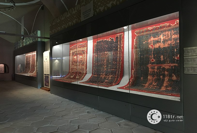 موزه فرش استانبول 1