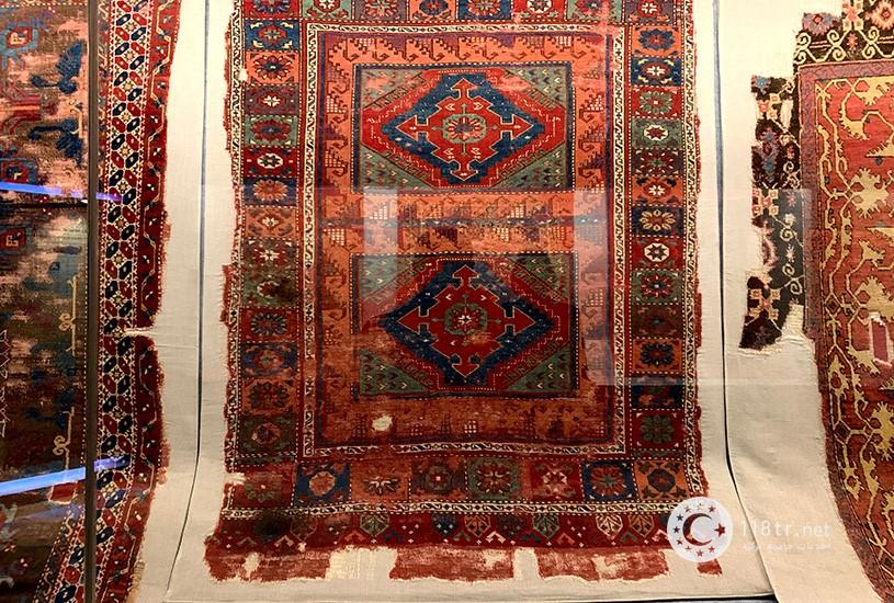 موزه فرش استانبول 5