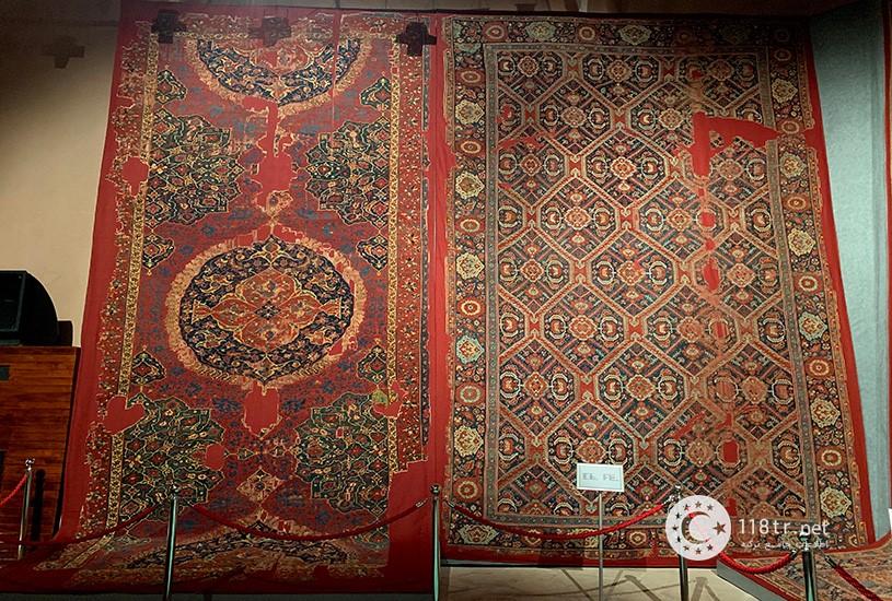 موزه فرش استانبول 7