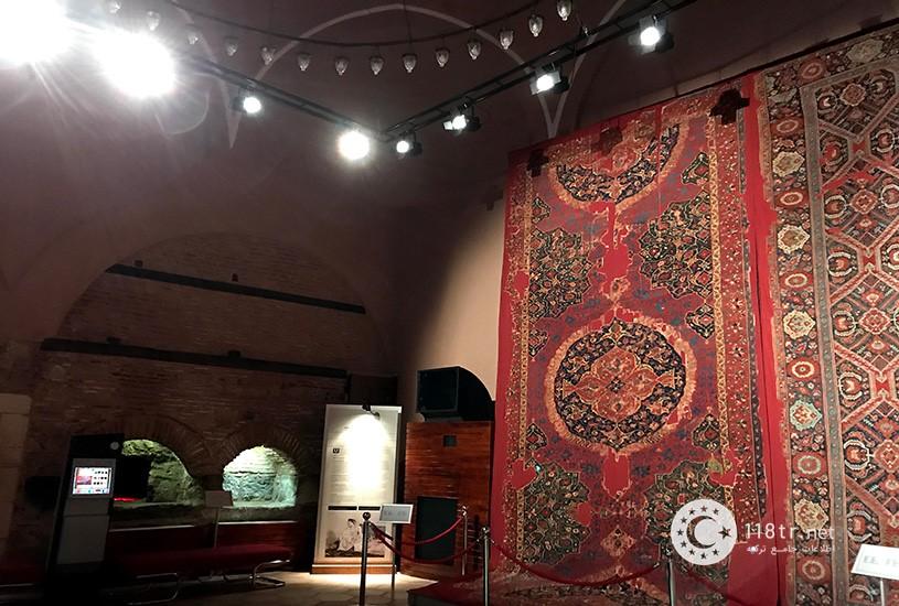 آشنایی با موزه فرش استانبول