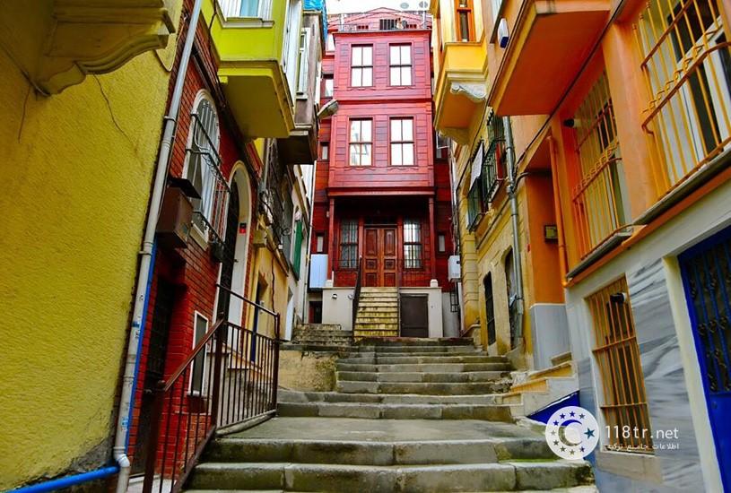 قیمت خانه در استانبول جهانگیر – Istanbul Cihangir 1