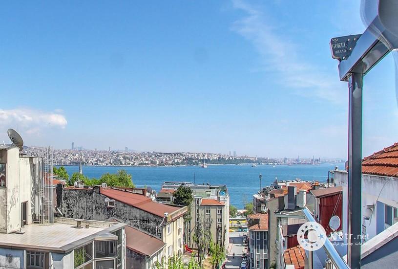 قیمت خانه در استانبول جهانگیر – Istanbul Cihangir 2