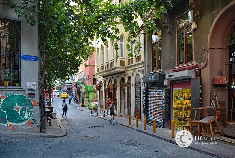 قیمت خانه در استانبول جهانگیر – Istanbul Cihangir 3