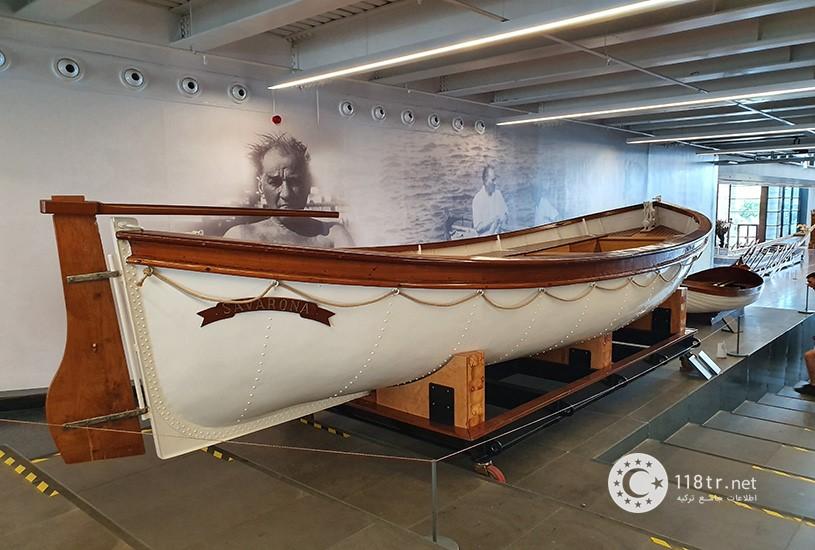 موزه نیروی دریایی استانبول 3