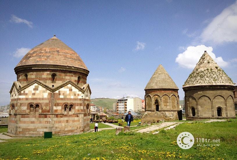 جاذبه های گردشگری و جاهای دیدنی ارزروم 3