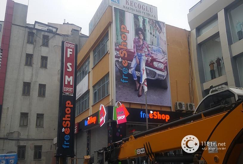 بازار عمده پوشاک استانبول 5