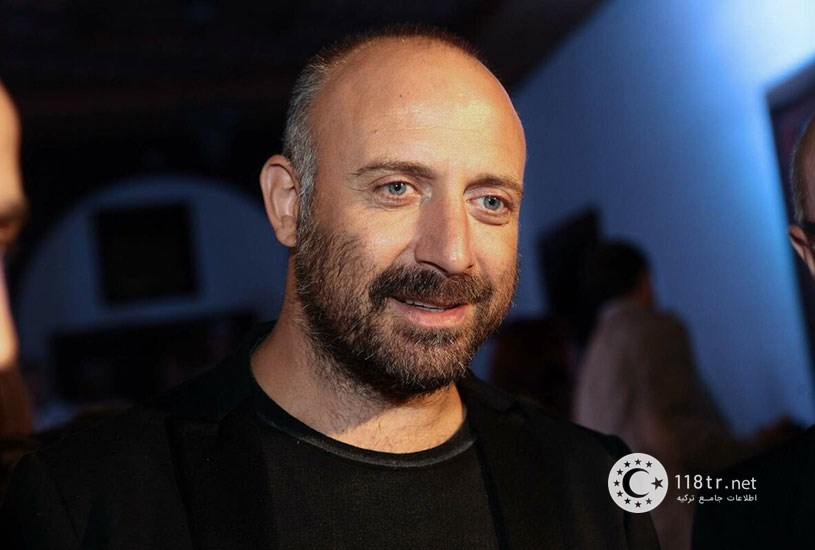 هالیت ارگنچ بازیگر مشهور ترکیه 2