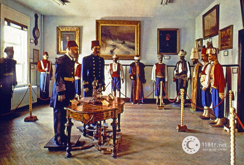 موزه نیروی دریایی استانبول 1