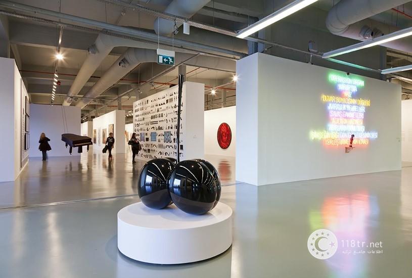 موزه هنرهای مدرن استانبول (استانبول مدرن) 9