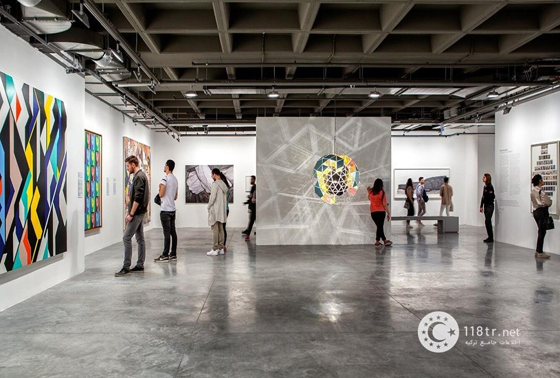 موزه هنرهای مدرن استانبول (استانبول مدرن) 1