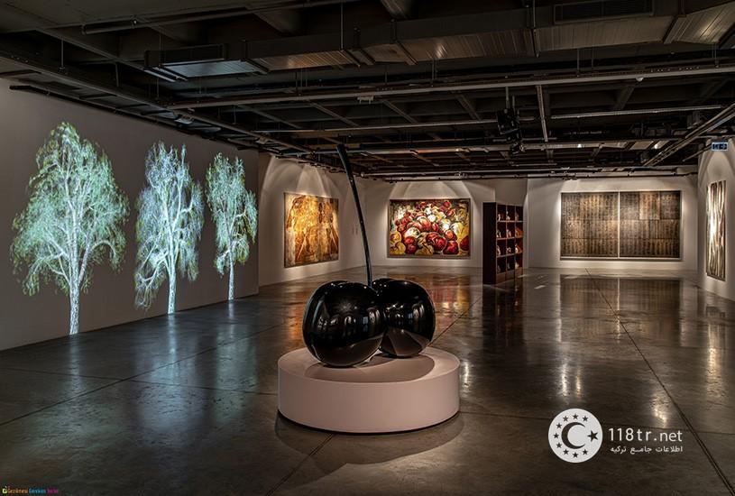 موزه هنرهای مدرن استانبول (استانبول مدرن) 3