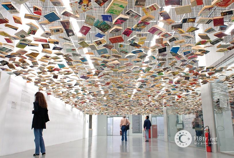 موزه هنرهای مدرن استانبول (استانبول مدرن) 7