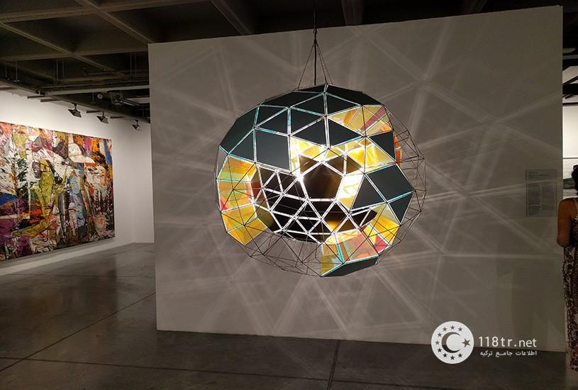 موزه هنرهای مدرن استانبول (استانبول مدرن) 10