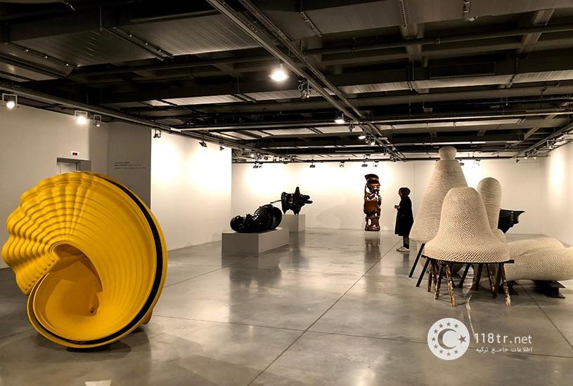 موزه هنرهای مدرن استانبول (استانبول مدرن) 5