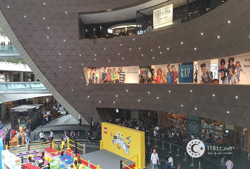 مرکز خرید کانیون استانبول 4