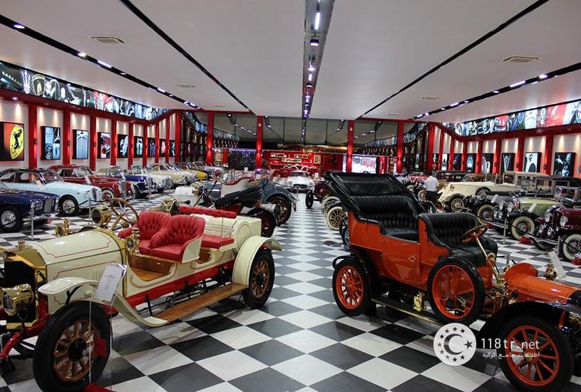 موزه کی ازمیر بزرگترین موزه اتومبیل ترکیه 1