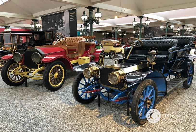 موزه کی ازمیر بزرگترین موزه اتومبیل ترکیه 3
