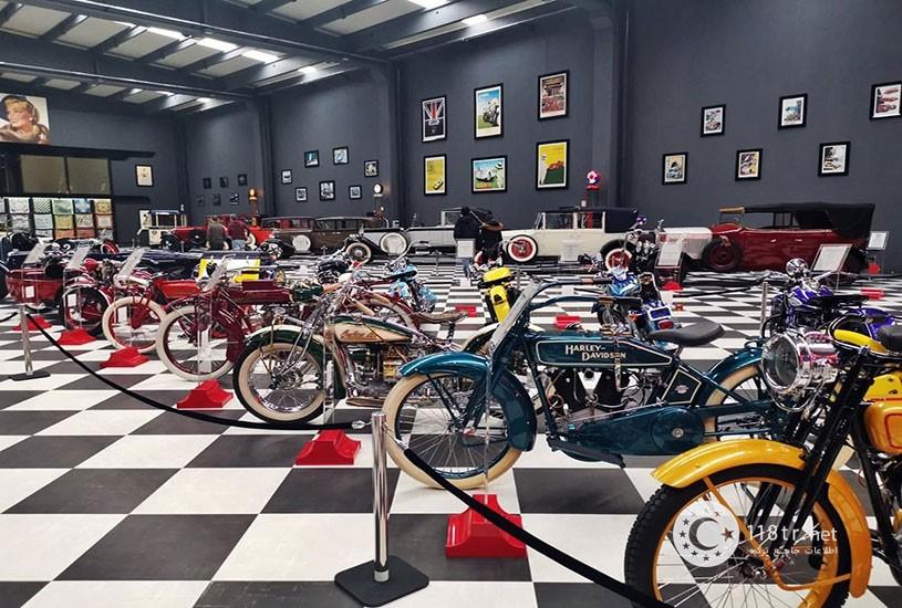 موزه کی ازمیر بزرگترین موزه اتومبیل ترکیه 4