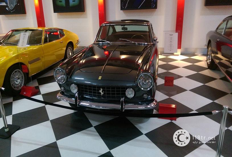 موزه کی ازمیر بزرگترین موزه اتومبیل ترکیه 6