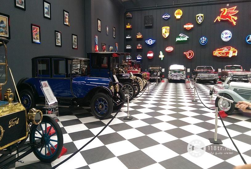 موزه کی ازمیر بزرگترین موزه اتومبیل ترکیه 7