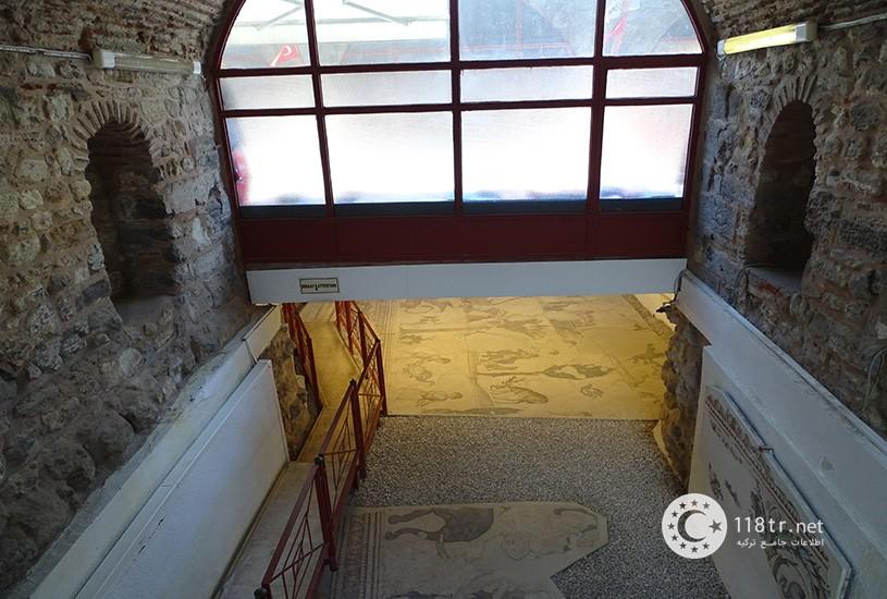 موزه موزاییک استانبول 2