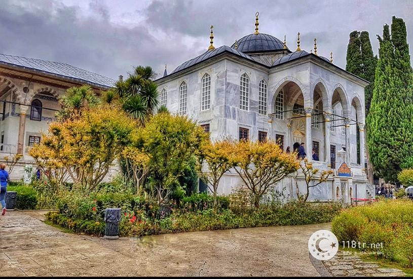موزه موزاییک استانبول 7